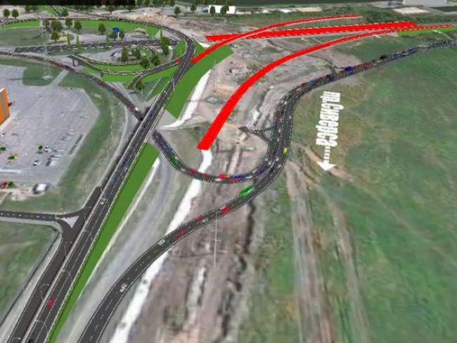дополнение схема объездной дороги на южном подъезде к ростову образом, страхование